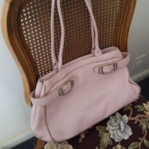 Cole Haan Pink Leather Purse